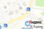 Схема проезда до компании Юридический центр в Сабурово