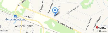 HotelHot на карте Химок
