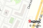 Схема проезда до компании Самолёт-Сервис в Москве