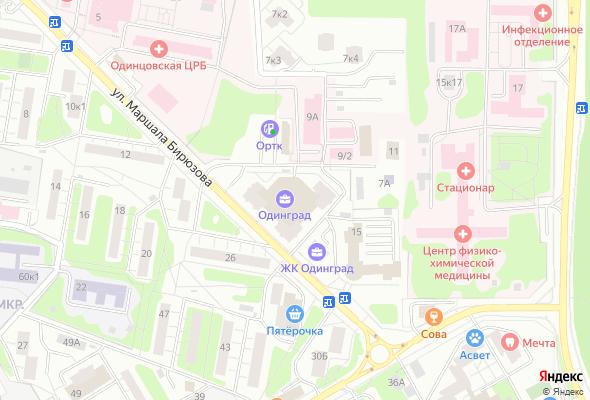 ЖК Одинград