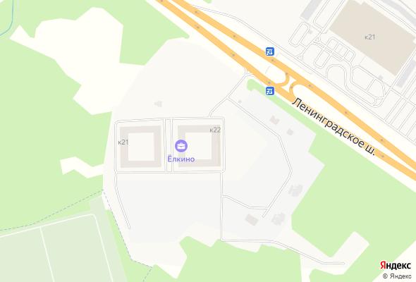 жилой комплекс Ёлкино