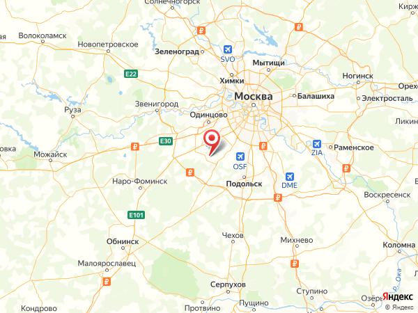 СНТ Энергетик-91 на карте