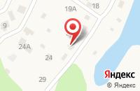 Схема проезда до компании Интернаука в Белгороде