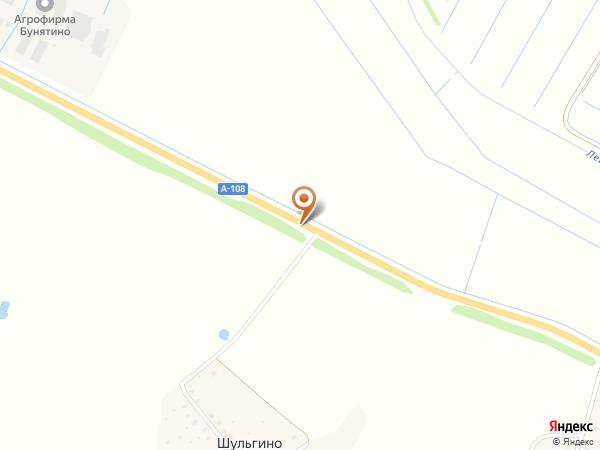 Остановка Шульгино (Московская область)