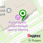 Местоположение компании Автошкола Стрела Авто