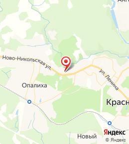 ЖК «Изумрудные холмы» в Красногорске на карте