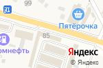 Схема проезда до компании Магазин одежды в Юрлово