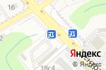 Схема проезда до компании Автомойка во Внуково