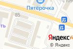 Схема проезда до компании Шанс в Юрлово