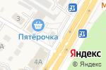 Схема проезда до компании Банк Воронеж в Красной Пахре