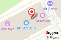 Схема проезда до компании Чайхона №1 в Архангельском