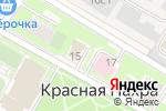 Схема проезда до компании Пахра в Москве