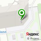 Местоположение компании Стальные Инновации-Москва