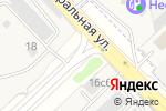Схема проезда до компании Обработка от тараканов в Москве