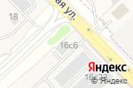 Схема проезда до компании Kamrock в Москве
