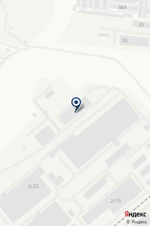 ОБЩЕЖИТИЕ В ХИМКАХ на карте Химок