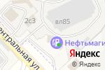 Схема проезда до компании МагБургер во Внуково