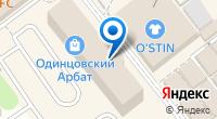Компания Рукодельница на карте