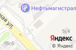 Схема проезда до компании Многопрофильный магазин во Внуково