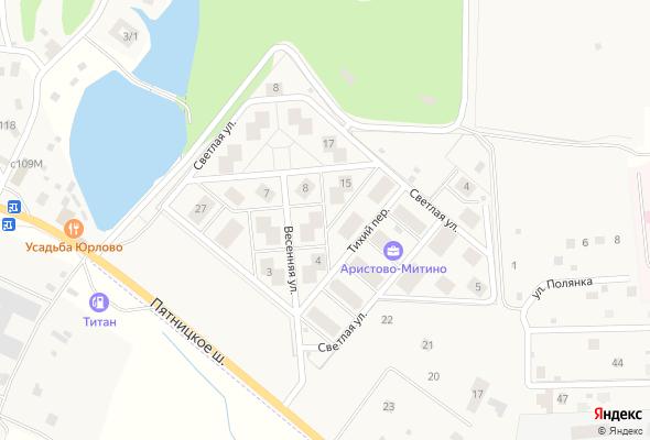 купить квартиру в ЖК Аристово-Митино