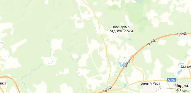 Шихово на карте