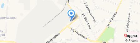 Бампер-химки.рф на карте Химок