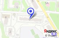 Схема проезда до компании КОЛЛЕГИЯ АДВОКАТОВ МОСКОВСКИЙ РЕГИОН в Одинцово