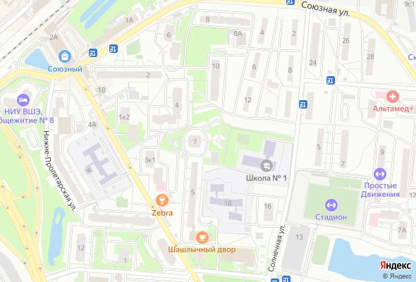 жилой комплекс Одинцово, мкр. 8