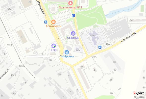 жилой комплекс Союзный