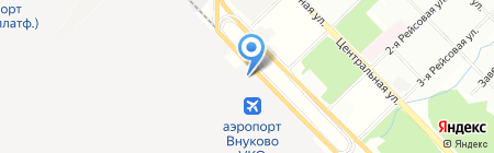 Неофарм на карте Москвы