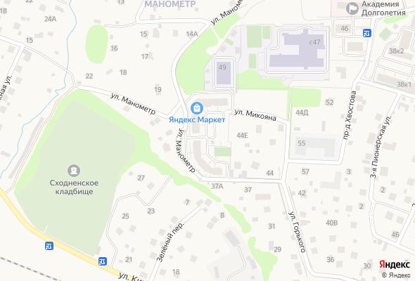 жилой комплекс Экоград на Микояна