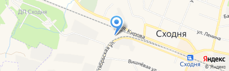 ЭНЕРГОАГРОМОНТАЖ на карте Химок