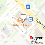 Магазин салютов Внуково- расположение пункта самовывоза