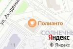 Схема проезда до компании Троицкая Строительная Компания в Троицке