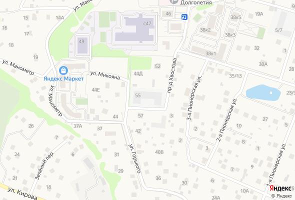 продажа квартир на ул. Микояна (Сходня)