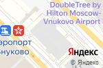 Схема проезда до компании ФортунаКапитал в Москве