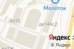 Схема проезда до компании Магазин электротоваров в Москве