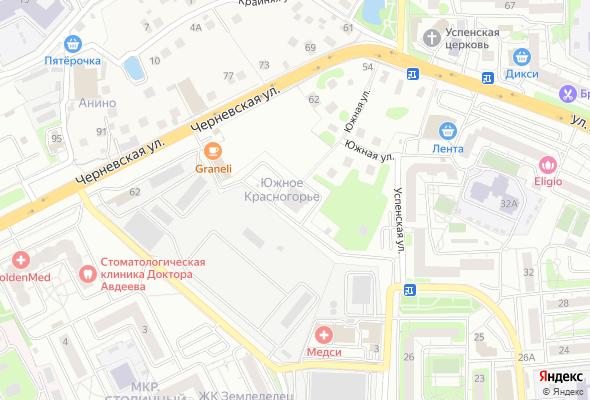 жилой комплекс Южное Красногорье