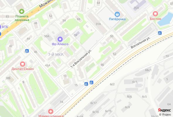 продажа квартир Вокзальная 19