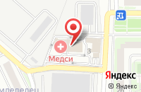 Схема проезда до компании Сму-7 в Красногорске