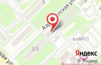 Схема проезда до компании Эдельвейс-ЛЗТ в Москве