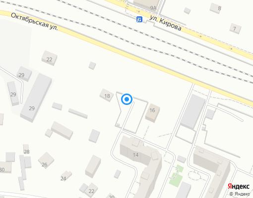 Управляющая компания «ЖЭУ» на карте Химок