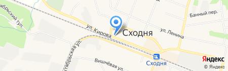 BD-service на карте Химок