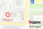Схема проезда до компании ПЕЧАТИ 5 Красногорск в Москве
