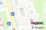 Схема проезда до компании Генезис-Центр в Троицке