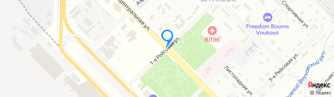 посёлок Внуково