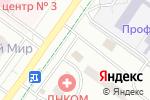 Схема проезда до компании Продовольственный магазин в Троицке