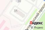 Схема проезда до компании ФУТУРА в Троицке