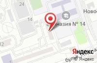 Схема проезда до компании Региональное Информационное Агентство «Ворота Столицы» в Одинцово