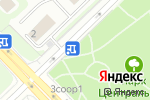 Схема проезда до компании Киоск по продаже цветов во Внуково